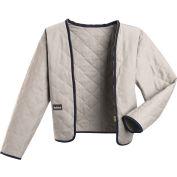 EXCEL FR® Flame Resistant Zip-In / Zip-Out Modaquilt® Liner LML2, Gray, Size XXL Regular