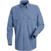 CoolTouch® 2 FR Dress Uniform Shirt SMU2, Light Blue, Size L Long