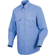 Horace Small™ Sentinel® Unisex Basic Security Long Sleeve Shirt Medium Blue XXL367 - SP56