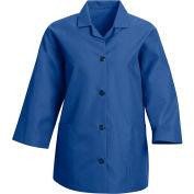Red Kap® Women's Smock 3/4 Sleeve Royal Blue Regular-S - TP31