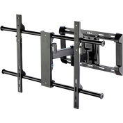Large Flat Panel Articulating Mount - Black