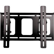 Medium Flat Panel Tilt Mount - Black