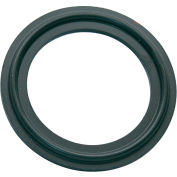 VNE EG40F8.0 3A Series 8 Buna-N Flanged Clamp Gasket, 304/T316L Stainless, Clamp