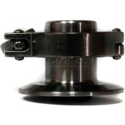 "PVA Valve Clamp T316 Air/Spring Actutator Tank Bottom EPDM Seat 2.5"""