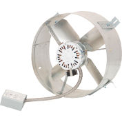 Cool Attic® Gable Mounted Power Attic Ventilator - 2.1 Amps