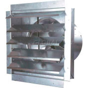 "MaxxAir™ 14"" Heavy Duty Exhaust Fan With Integrated Shutter IF14 1400 CFM"