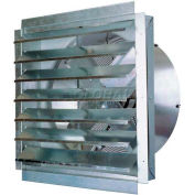 """MaxxAir™ 24"""" Heavy Duty Exhaust Fan With Integrated Shutter IF24 4100 CFM"""