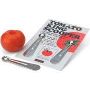 Vollrath, Redco Tomato King Scooper, 1400, Bulk Pack, Stainless Steel Teeth