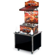 Vollrath® Cayenne® 3702803, Twin Well 7 Qt. Soup Merchandisers - Kiosks Country Kitchen