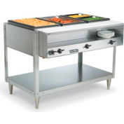 Servewell® 3 Well Hot Food Table 208-240V