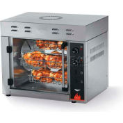 Vollrath, Cayenne Chicken Rotisserie Oven, 40704, 8 Bird, 2700 Watts