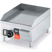 """Vollrath, Cayenne 14"""" Flat Top Electric Griddle, 40715, 15 Amps, 1800 Watts"""