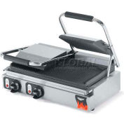 Vollrath, Cayenne Cast Iron Panini Style Plate Sandwich Press, 40795-C, Us & Canada, 2700-3600 Watts