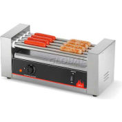 Vollrath, 12 Hot Dog Roller Grill, 40820, 5 Rollers, 400 Watts