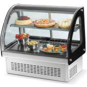 "Vollrath, 36"" Display Cabinet, 40842, Refrigerated, 36"" X 21"" X 32-1/2"""