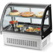 "Vollrath, 60"" Display Cabinet, 40844, Refrigerated, 60"" X 21"" X 32-1/2"""
