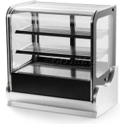 """Vollrath, Display Cabinet, 40863, 48"""" Cubed Glass, Refrigerated"""