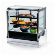 """Vollrath, Display Cabinet, 40867, 60"""" Cubed Glass, Heated"""