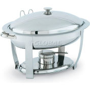 Water Pan For Orion® 6 Qt Oval Chafer - Pkg Qty 6