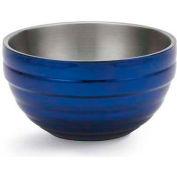 Vollrath, Double-Wall Insulated Serving Bowl, 4658725, 0.75 Quart, Cobalt Blue - Pkg Qty 6