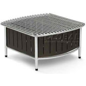 "Vollrath, Small Buffet Station With Wire Grill, 4667475, Black, 16"" X 16"" X 7-1/2"""