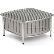 "Vollrath, Small Buffet Station With Wire Grill, 4667480, Natural, 16"" X 16"" X 7-1/2"""