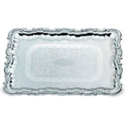 Vollrath® Odyssey™ Serving Tray - Victorian Rectangle Tray - Pkg Qty 6