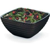 Vollrath, Square Insulated Serving Bowls, 4763260, 1.8 Quart, Black Black - Pkg Qty 12
