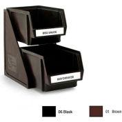 Vollrath, Self-Serve Dispenser System, 4840-01, 2-Tier, Brown