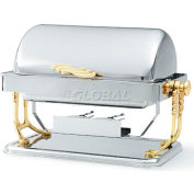 Windway® Silver Plate Chafer 9 Qt Fully Retractable - Rectangular