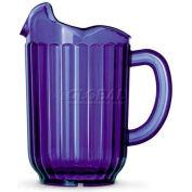 Vollrath, Traex Tuffex Beverage Pitchers, 6010-44, 60 Oz., Cobalt Blue - Pkg Qty 12