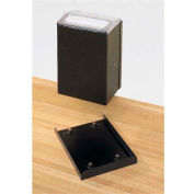 Vollrath, Napkin Dispenser, 6512-88, Wall-Mounted, Black