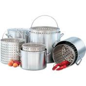Steamer Basket 20 Qt. Sauce Pot