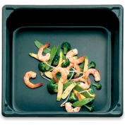"""1/3 Size 6""""D Pan With Steelcoat X3™ - Pkg Qty 6"""