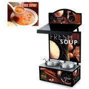 Cayenne® - Twin Well 7 Qt. Soup Merchandisers - Canopy Seaside