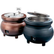 Cayenne® - Colonial Kettles™ 11 Qt. Black Warmer with Package