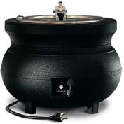 Cayenne® - Colonial Kettles™ 7 Qt. Black Rethermalizer with Package