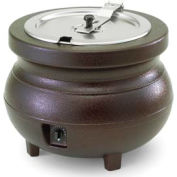 Cayenne® - Colonial Kettles™ 7 Qt. Copper Rethermalizer with Package