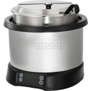 Vollrath, Mirage Induction Rethermalizer, 74110110, 11 Quart, Silver