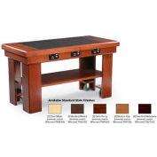 "Vollrath, Induction Buffet Table, 7552283, Medium Oak, 60"" X 30"""