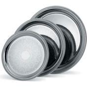 "Vollrath® Elegant Reflections™ Round Tray - 15-1/4"""