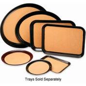 "Vollrath® Cork Tray Liner - For Round 11"" Diameter Trays - Pkg Qty 12"