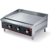 "Vollrath, Cayenne 36"" Heavy Duty Gas Griddle, 936GGM, 3 Burners, 90000 BTU"