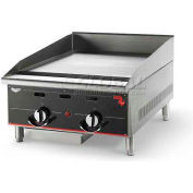 "Vollrath, Cayenne 48"" Heavy Duty Griddle, 948GGT, 4 Controls, 120000 BTU"