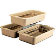 "Vollrath, Signature Soak System Stand Only, 97300, Beige, 10"" X 19-3/4"""