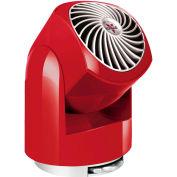 Vornado CR1-0094-41, Flippi V6 Personal Air Circulator, Red, 120V, 25 CFM