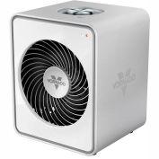 Vornado Personal Metal Heater VMH10, 375/750W, Metallic Silver