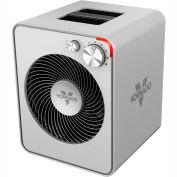 Vornado Whole Room Metal Heater VMH300, 750/1500W, Metallic Silver