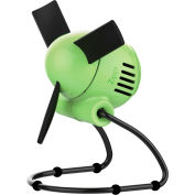 Vornado® FA1-0007-78 Zippi Personal Fan, 120V, Sublime Green