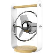 Sharper Image® SBV1 Series Soft Blade Small Small USB Fan, Ice - Pkg Qty 6